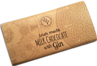 Milk Butlers Chocolate with Irish Gin